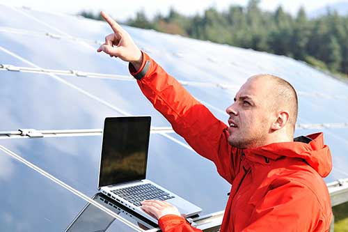 Paolo, installatore fotovoltaico a costo zero