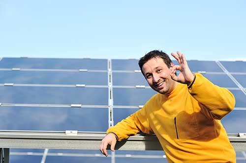 Stefano , installatore fotovoltaico a costo zero