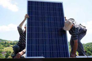Luca e andrea installano un impianto fotovoltaico a costo zero